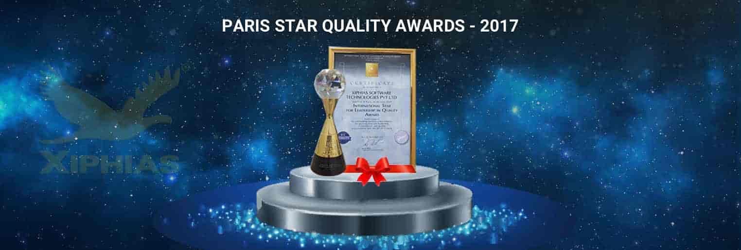 Paris award