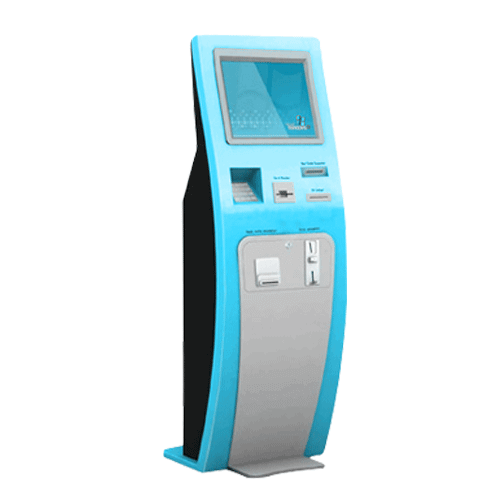 India's no 1 Interactive Touch Screen Self-Service Kiosk!
