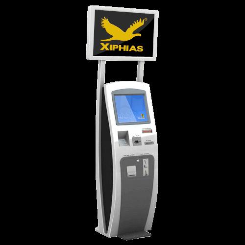 India's no 1 Interactive Touch Screen Self-Service Kiosk!